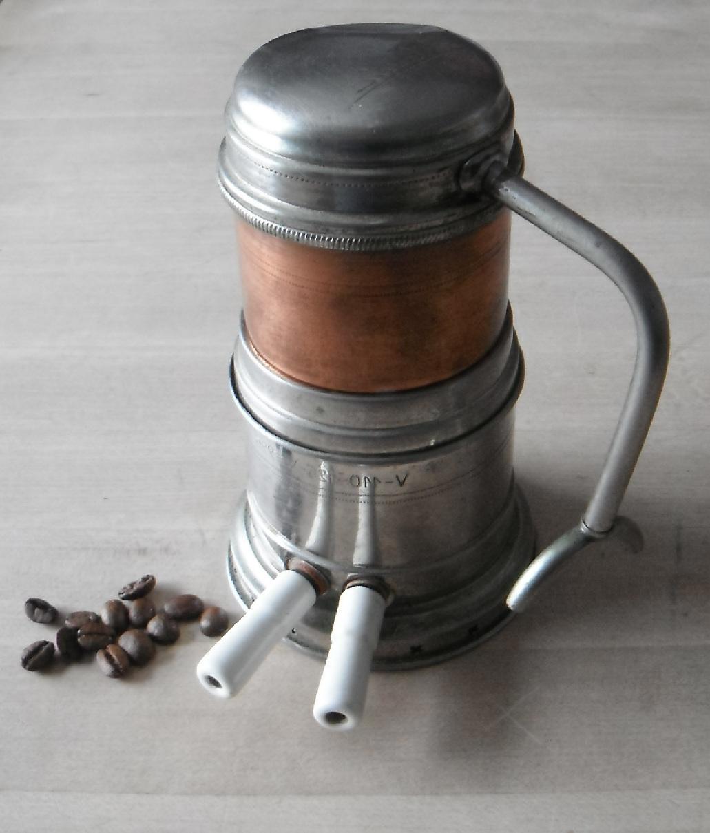 antique espresso