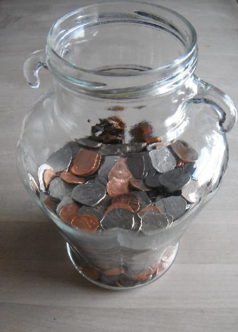 Please donate to the penny jar.  Many thanks!