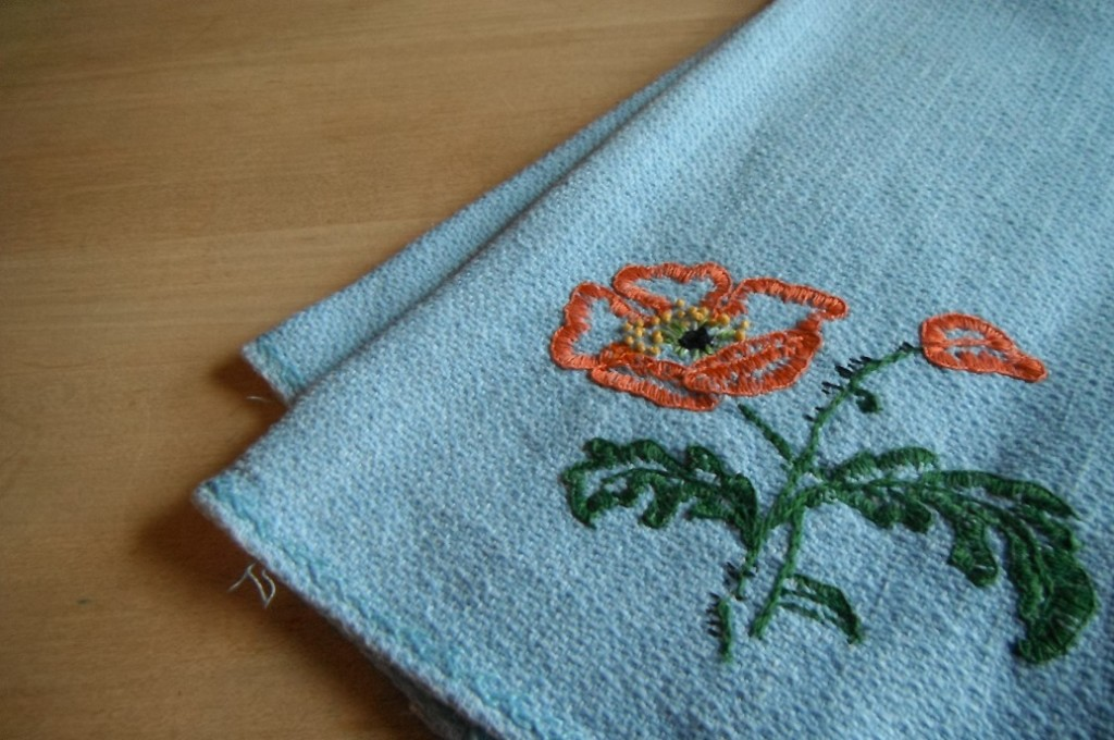 Margaret's dish towel